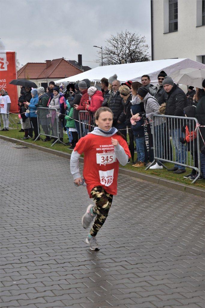 """foto: Drugi rok z rzędu 100 młodych biegaczy z """" Dwójki"""" w Biegu Niepodległości - DSC 5228 683x1024"""