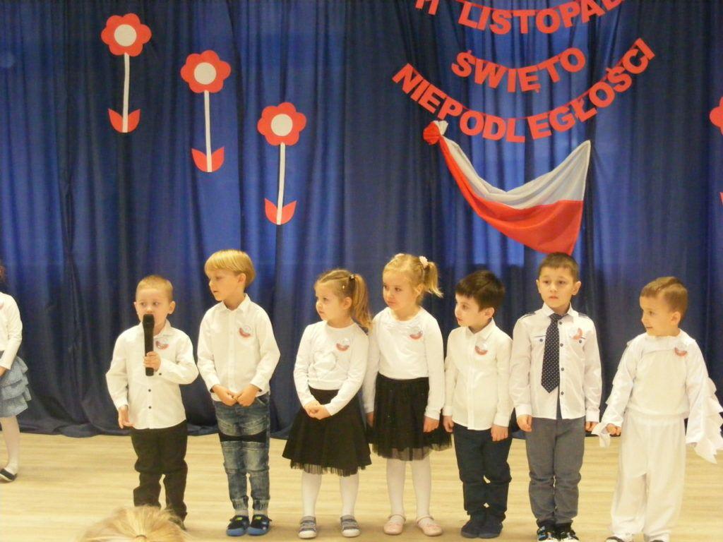 foto: Święto Niepodległości w Przedszkolu nr 3 - DSCF1121 1024x768