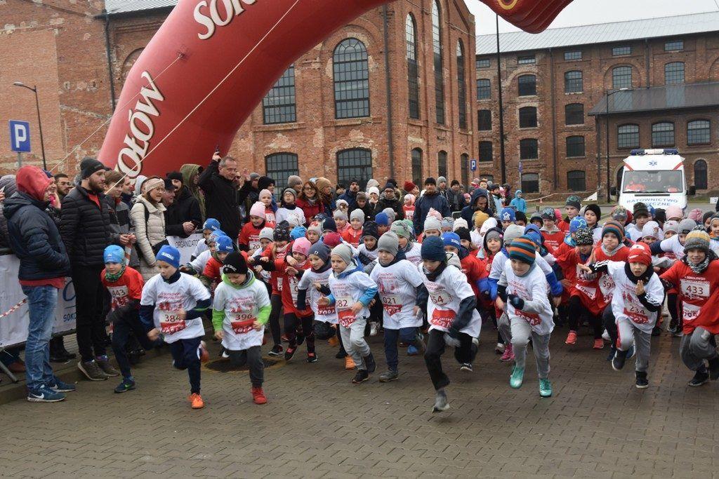 """foto: Drugi rok z rzędu 100 młodych biegaczy z """" Dwójki"""" w Biegu Niepodległości - DSC 5203 1024x683"""