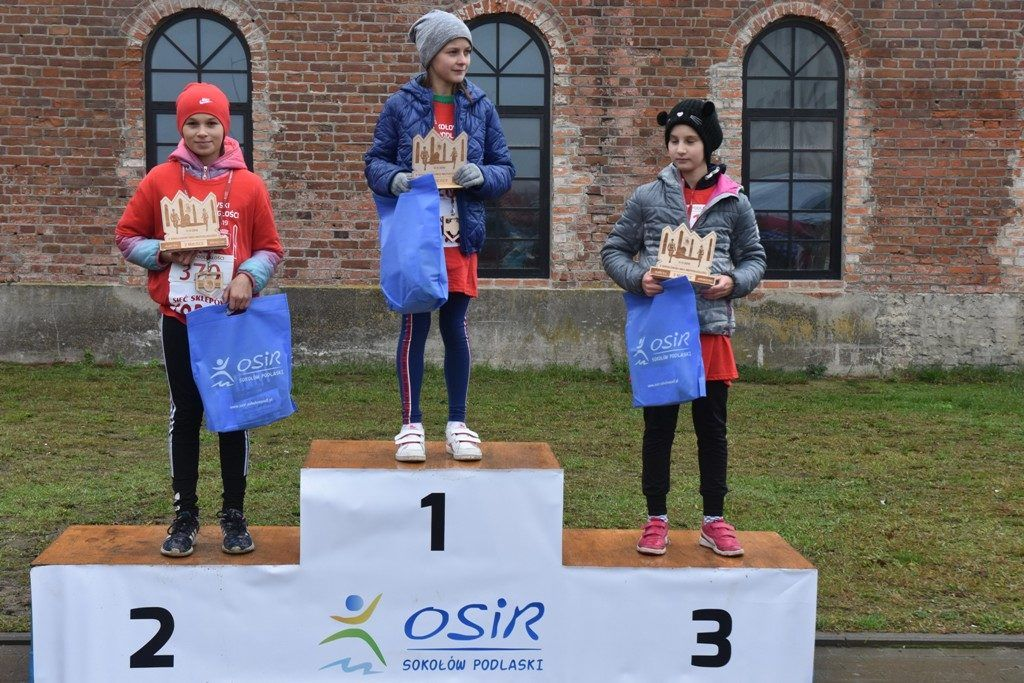 """foto: Drugi rok z rzędu 100 młodych biegaczy z """" Dwójki"""" w Biegu Niepodległości - DSC 5214 1024x683"""