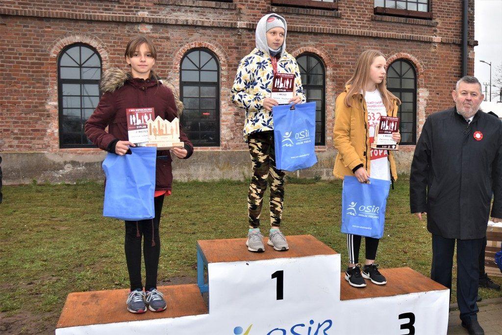 """foto: Drugi rok z rzędu 100 młodych biegaczy z """" Dwójki"""" w Biegu Niepodległości - DSC 5259 1024x683"""