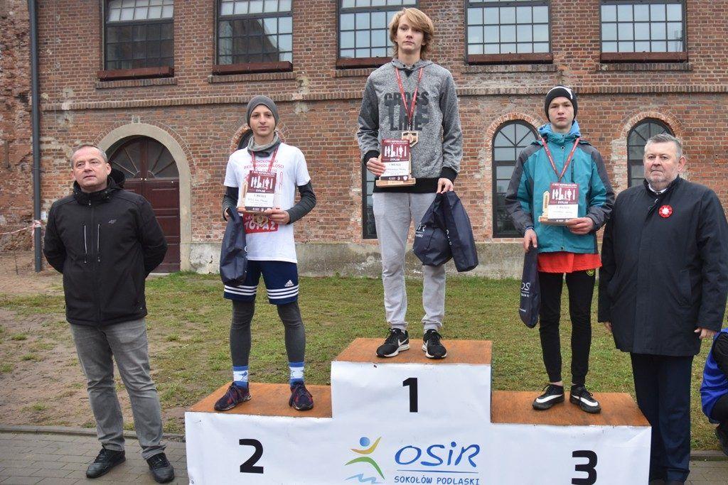 """foto: Drugi rok z rzędu 100 młodych biegaczy z """" Dwójki"""" w Biegu Niepodległości - DSC 5266 1024x683"""
