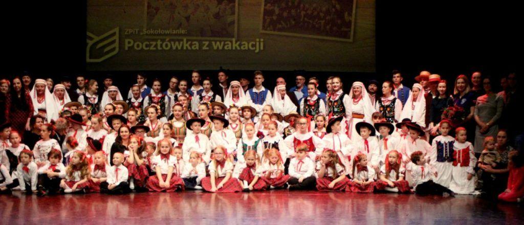 """foto: """"Pocztówka z wakacji"""" koncert ZPiT """"Sokołowianie"""" - IMG 4315 1024x440"""