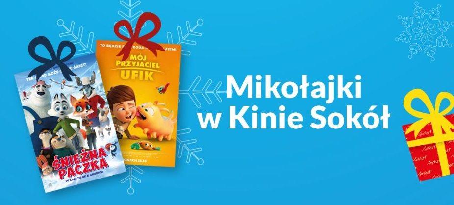foto: Plakat promocyjny - slajder mikolajki