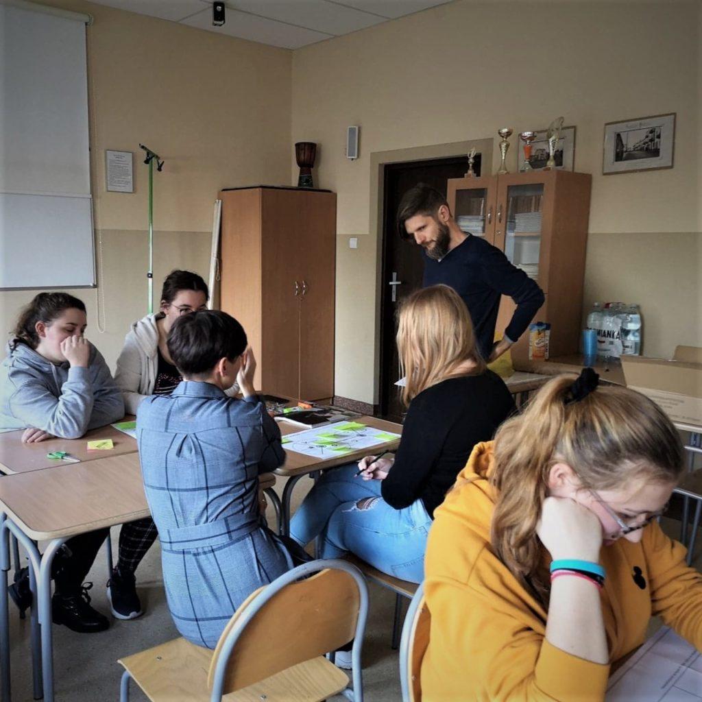 foto: Za nami Warsztaty Sokołowskie - sobota IV reklama wzornictwo 4 1024x1024