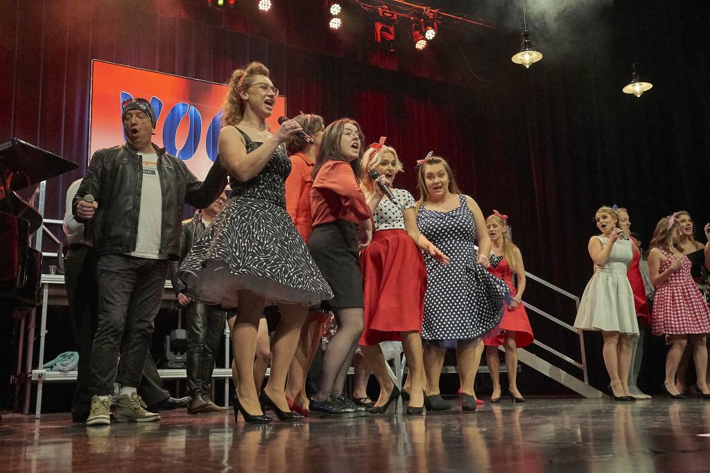 foto: Ach ten Broadway w wykonaniu Voci Cantati - DSC8792 1024x683