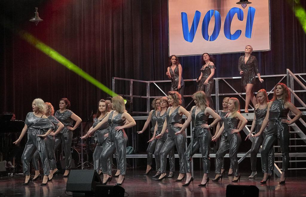 foto: Ach ten Broadway w wykonaniu Voci Cantati - DSC8993 1024x660