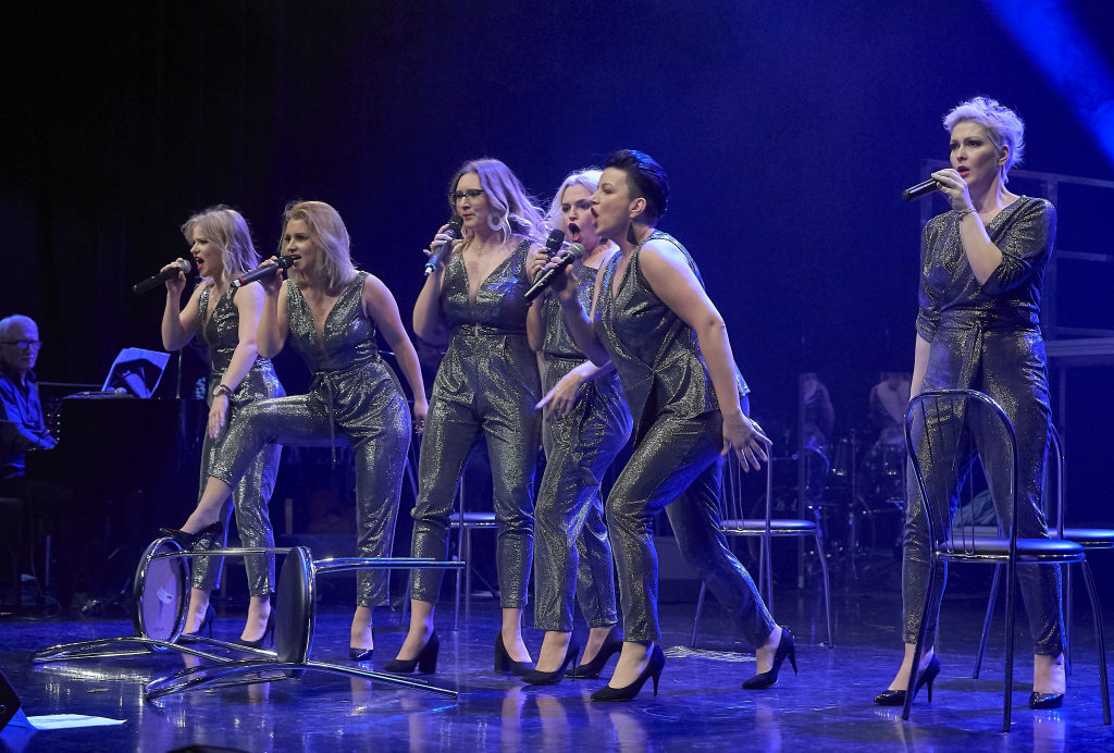 foto: Ach ten Broadway w wykonaniu Voci Cantati - DSC9053 1024x692