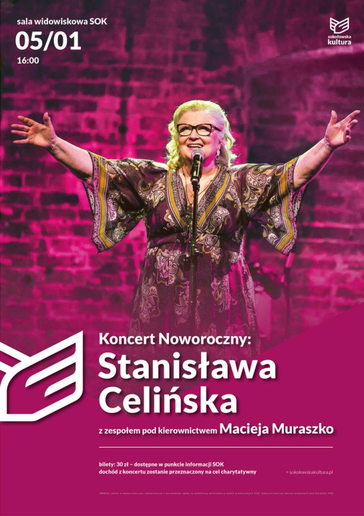 foto: Koncert Noworoczny ze Stanisławą Celińską! - koncert noworoczny 2020 723x1024
