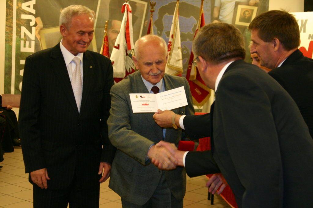 foto: Pamięci prof. Henryka Wiśniewolskiego - 30 lecie Solidarności 1024x682