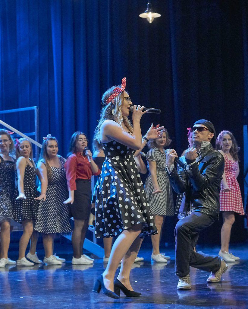 foto: Ach ten Broadway w wykonaniu Voci Cantati - DSC8892 823x1024