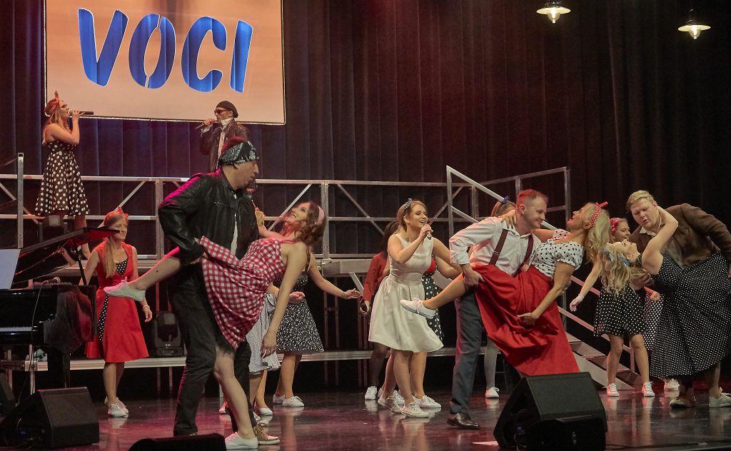 foto: Ach ten Broadway w wykonaniu Voci Cantati - DSC8901 1024x632
