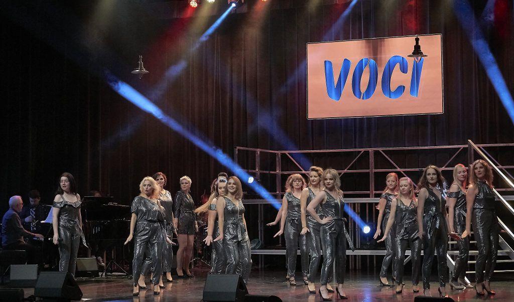 foto: Ach ten Broadway w wykonaniu Voci Cantati - DSC8956 1024x603