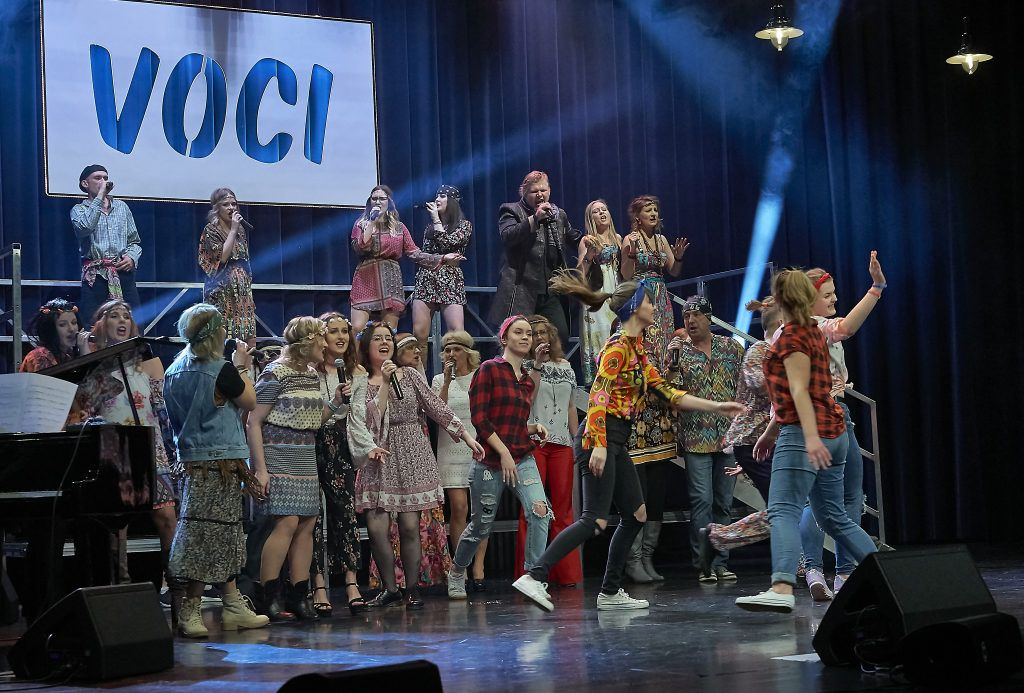 foto: Ach ten Broadway w wykonaniu Voci Cantati - DSC9184 1024x693