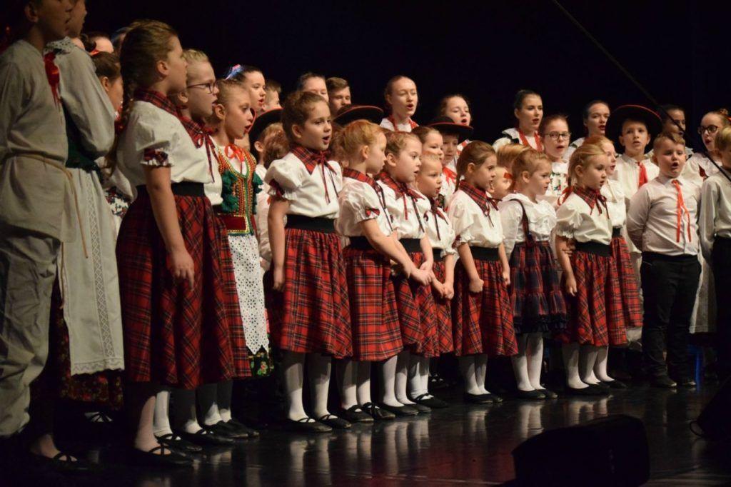"""foto: """"Kolędujmy Maleńkiemu"""" - koncert ZPiT """"Sokołowianie"""" - DSC 0056 1024x682"""