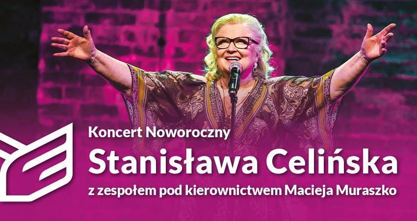 foto: Plakat informacyjny - wydarzenie fejs koncert noworoczny