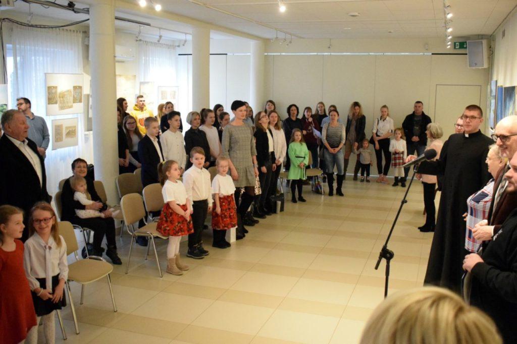 """foto: Uroczyste podsumowanie Festiwalu """"Sokołowska kolęda"""" - DSC 0117 1024x682"""