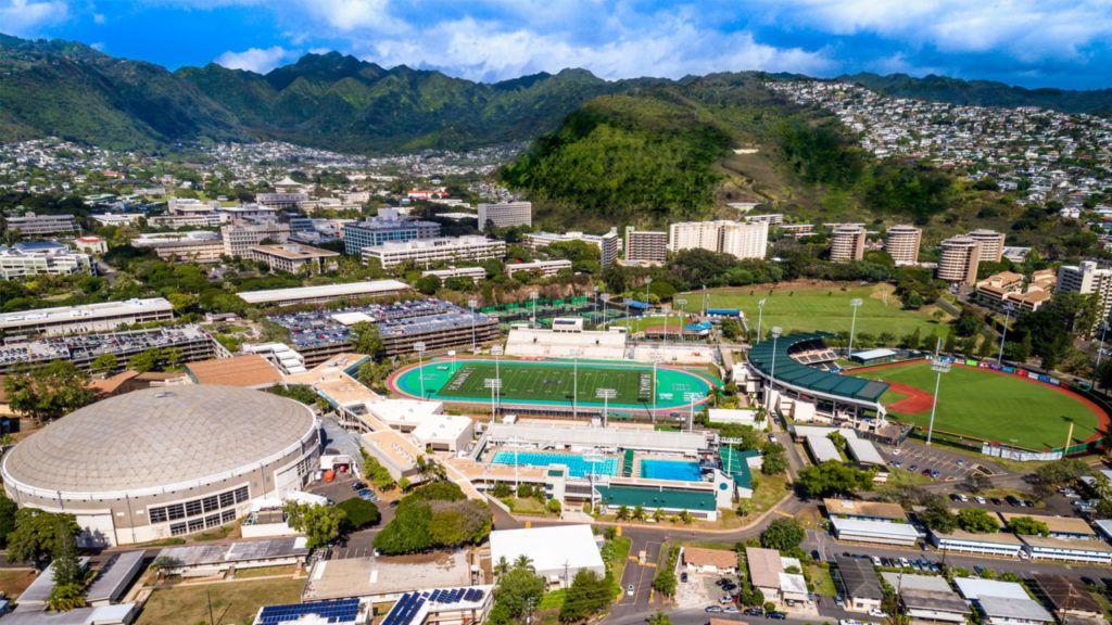 foto: Alicja Falkowska z MPKK zagra na Hawajach - Manoa campus 1024x576