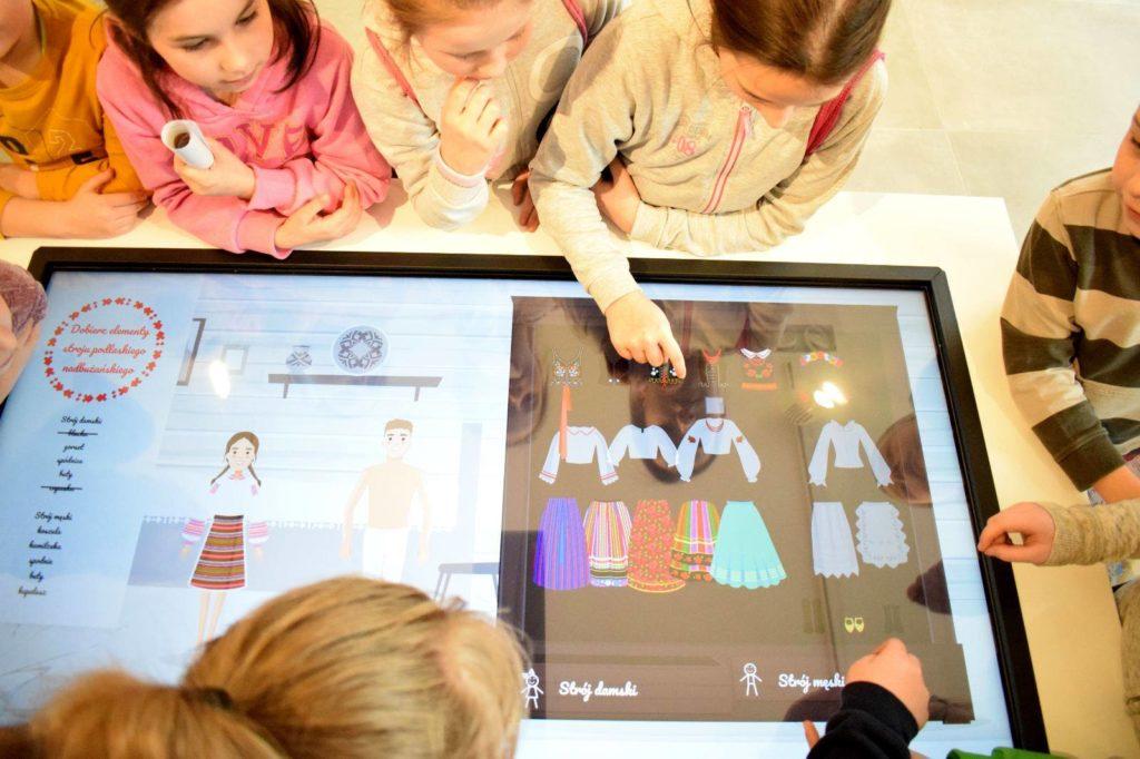 foto: Ferie w Muzeum Wielkiego Gościńca Litewskiego - 03 1024x682