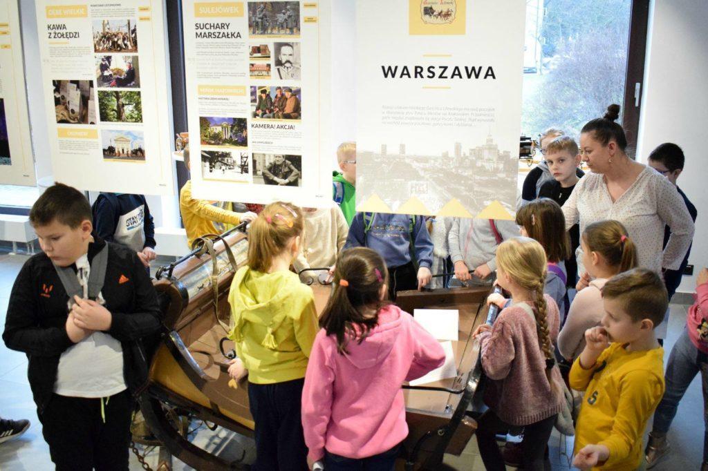 foto: Ferie w Muzeum Wielkiego Gościńca Litewskiego - 09 1024x682
