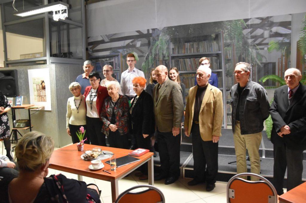 foto: Spotkanie z twórczością Wiesławy Kwiek w MBP - 11 1024x682