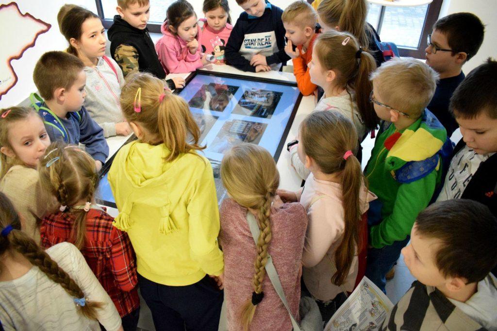 foto: Ferie w Muzeum Wielkiego Gościńca Litewskiego - 17 1024x682