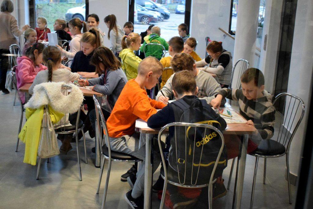 foto: Ferie w Muzeum Wielkiego Gościńca Litewskiego - 19 1024x682