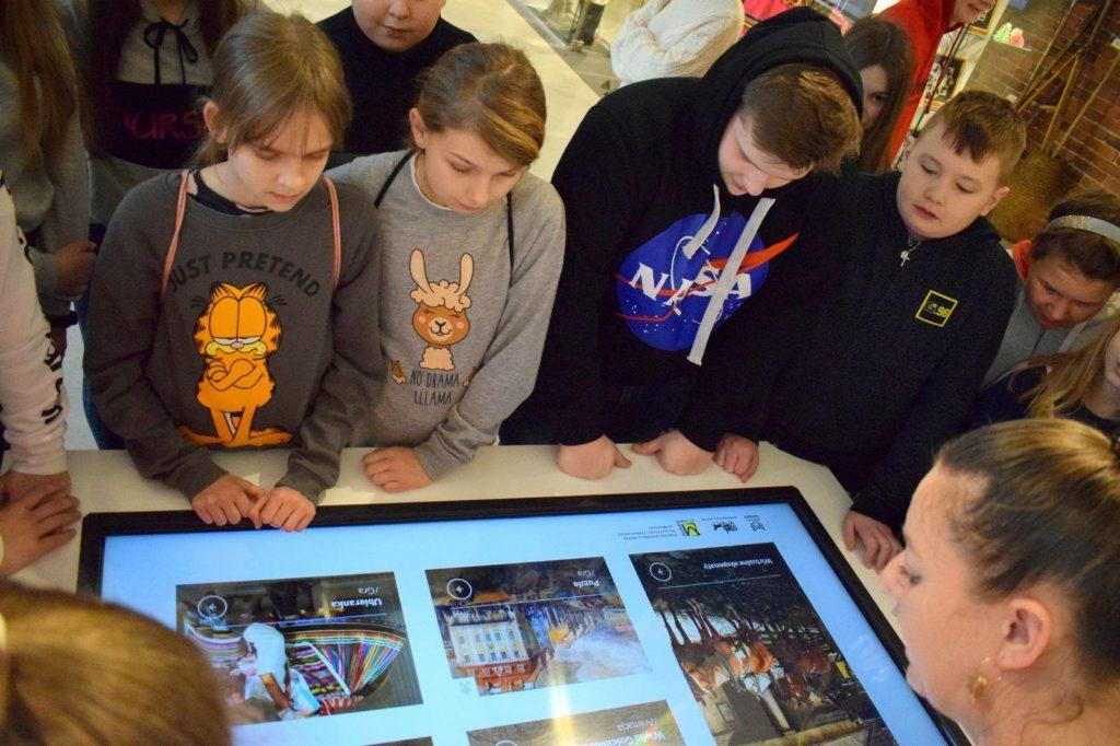 foto: Ferie w Muzeum Wielkiego Gościńca Litewskiego - 24 1024x682