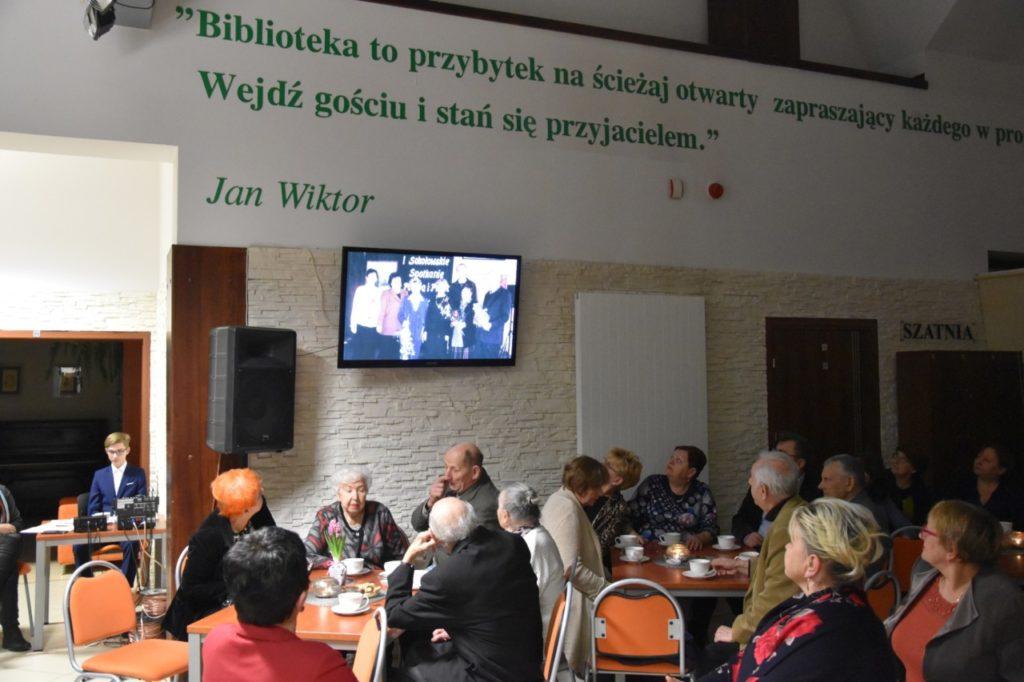 foto: Spotkanie z twórczością Wiesławy Kwiek w MBP - 4 1024x682