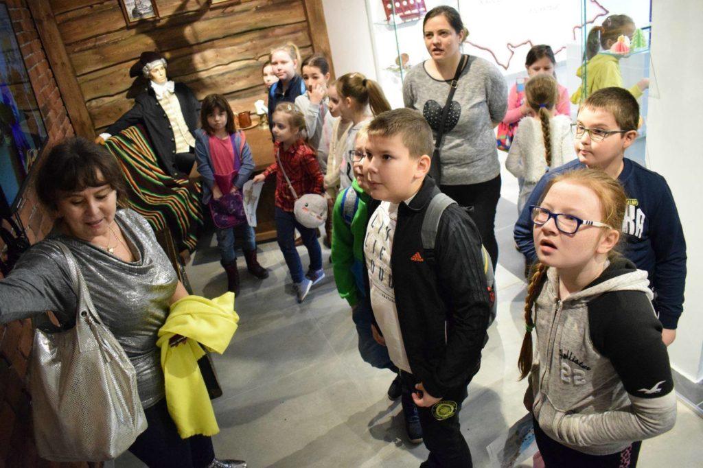 foto: Ferie w Muzeum Wielkiego Gościńca Litewskiego - 41 1024x682