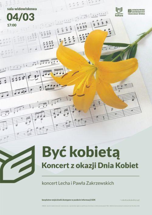 """foto: """"Być kobietą"""" – koncert z okazji Dnia Kobiet! - dzien kobiet 724x1024"""