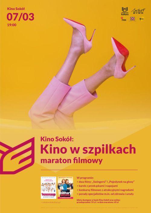 foto: Kino w szpilkach! - kino w szpilkach 724x1024