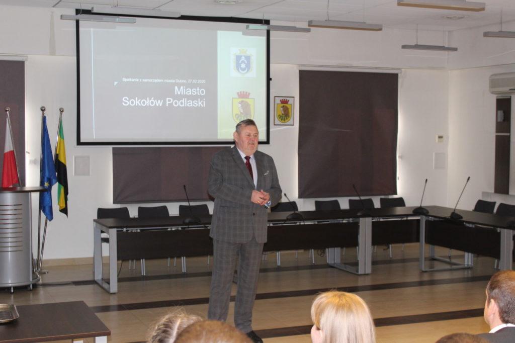 foto: Samorządowcy z Dubna z wizytą w Sokołowie - IMG 0784 1024x682