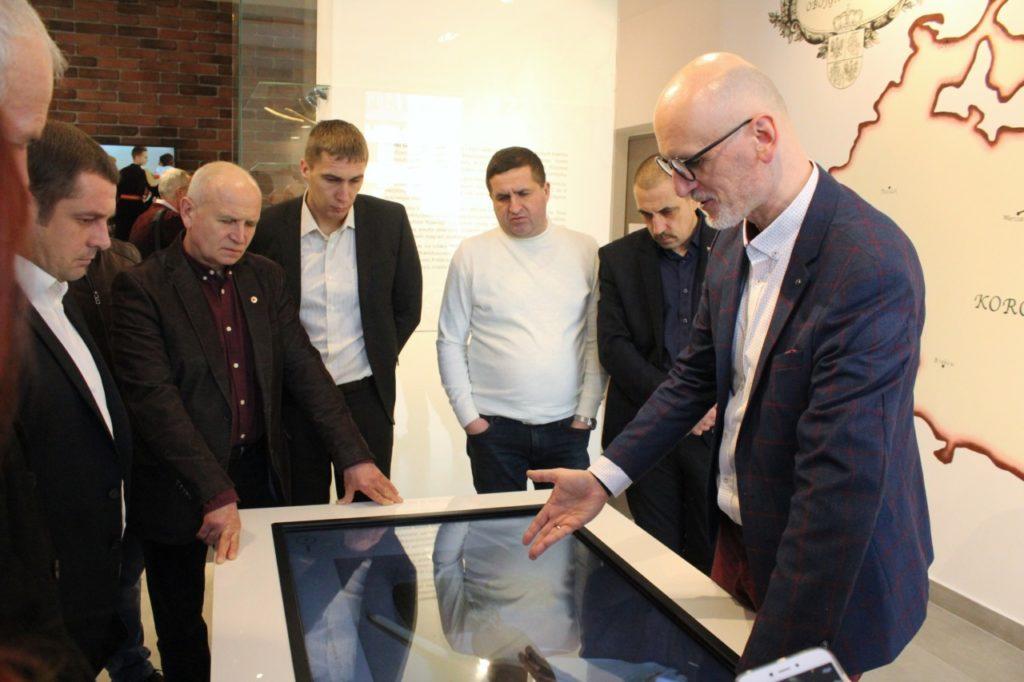 foto: Samorządowcy z Dubna z wizytą w Sokołowie - IMG 0894 1024x682