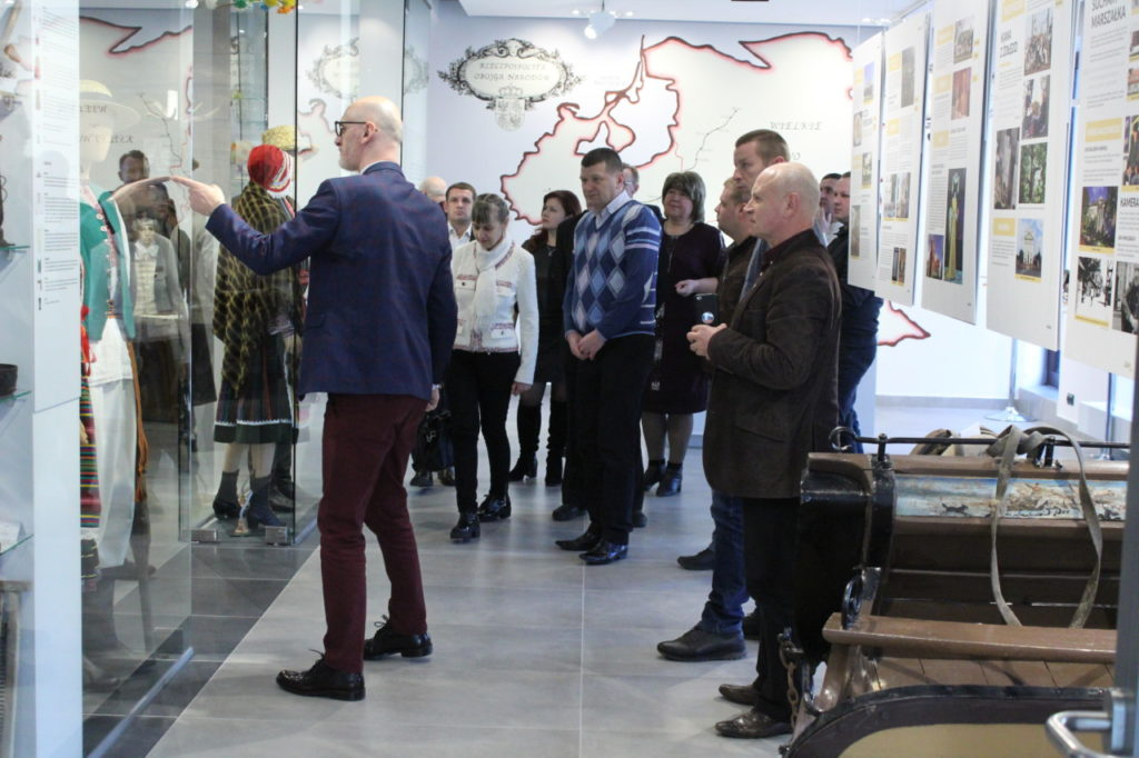 foto: Samorządowcy z Dubna z wizytą w Sokołowie - IMG 0906 1024x682