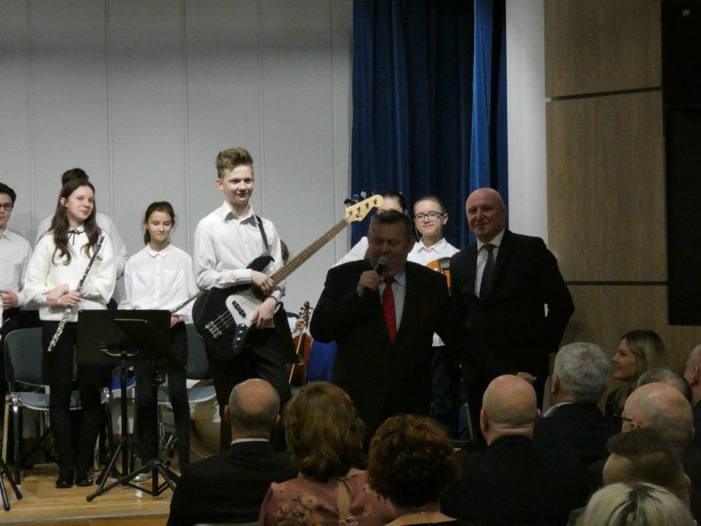 foto: Koncert Świąteczno- Noworoczny w Szkole Muzycznej I St. w Sokołowie Podlaskim - P1020918 1024x768
