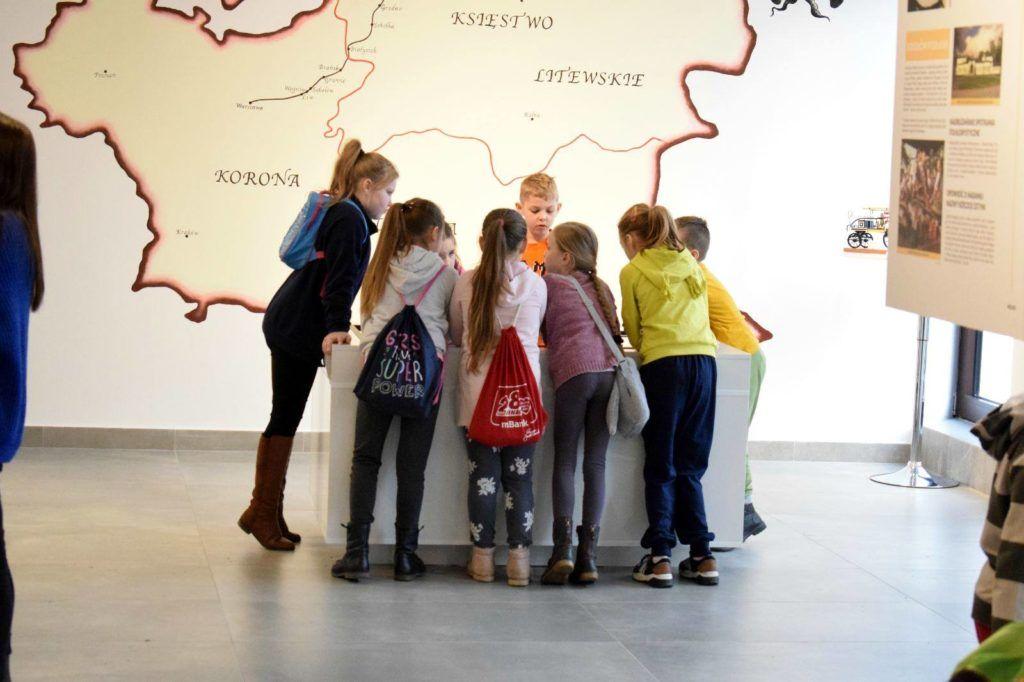 foto: Ferie w Muzeum Wielkiego Gościńca Litewskiego - 01 1024x682