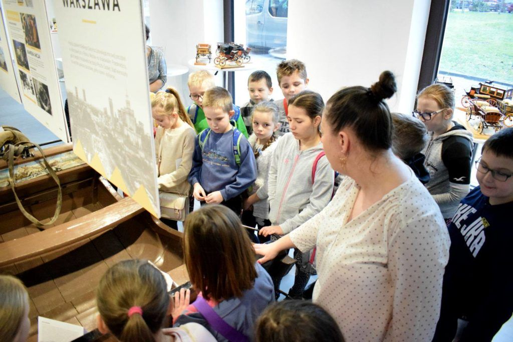 foto: Ferie w Muzeum Wielkiego Gościńca Litewskiego - 12 1 1024x682