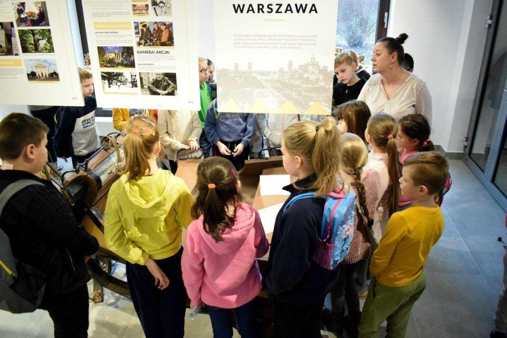 foto: Ferie w Muzeum Wielkiego Gościńca Litewskiego - 13 1024x682