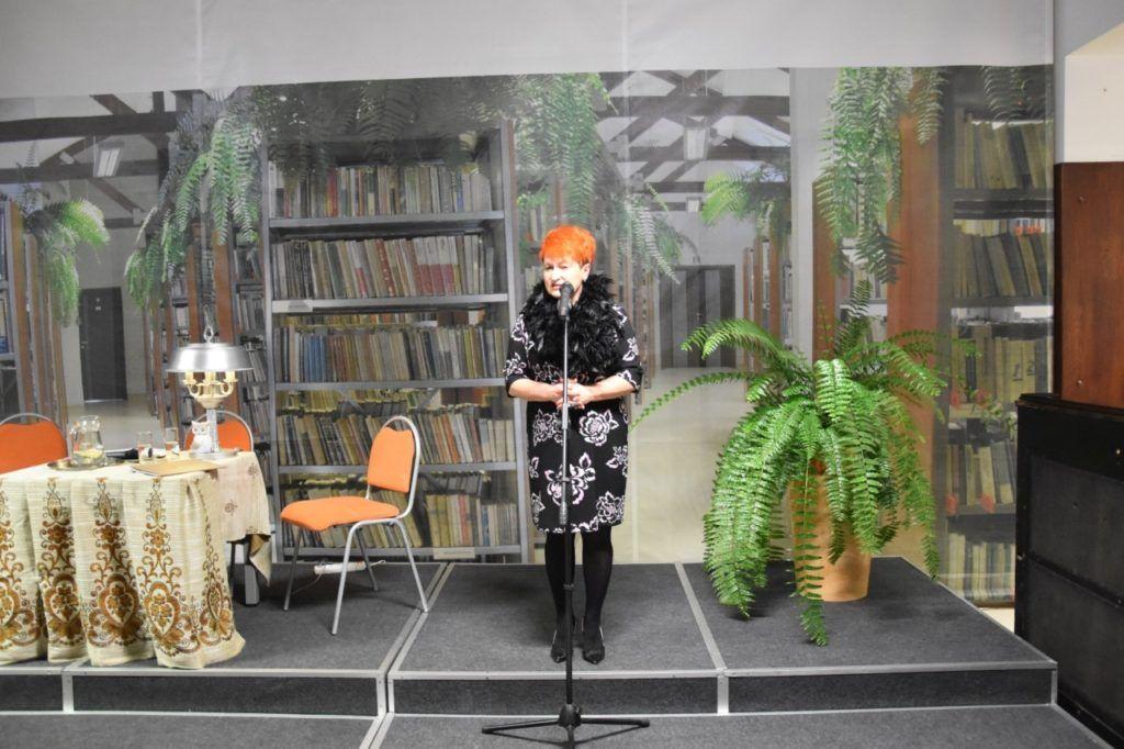 foto: Spotkanie z twórczością Wiesławy Kwiek w MBP - 2 1024x682