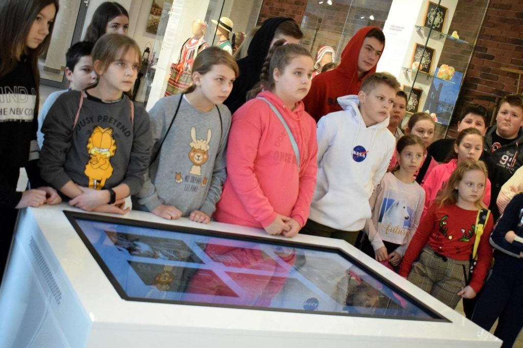 foto: Ferie w Muzeum Wielkiego Gościńca Litewskiego - 39 1024x682