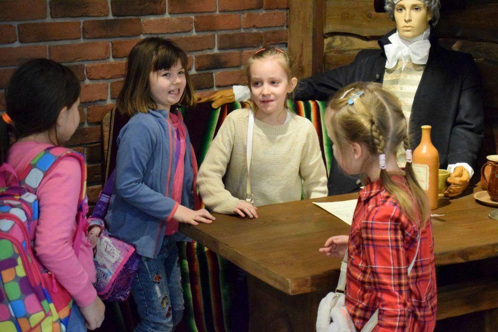 foto: Ferie w Muzeum Wielkiego Gościńca Litewskiego - 42 1024x682