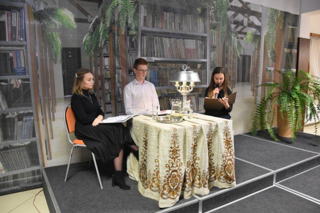foto: Spotkanie z twórczością Wiesławy Kwiek w MBP - 5 1024x682