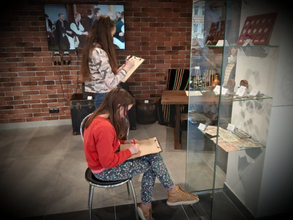 foto: Ferie w Muzeum Wielkiego Gościńca Litewskiego - 56 1024x768