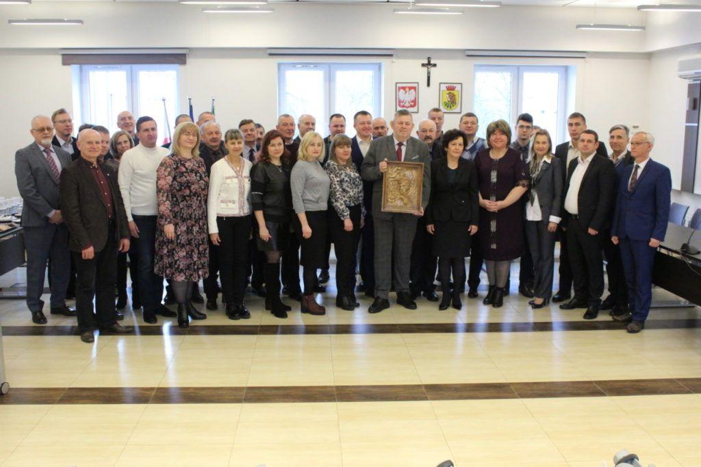 foto: Samorządowcy z Dubna z wizytą w Sokołowie - IMG 0889 1024x682