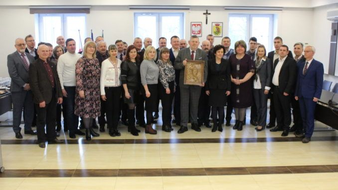 Delegacja z Dubna w Urzędzie Miasta
