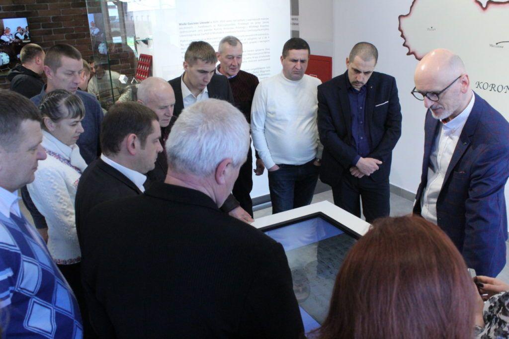 foto: Samorządowcy z Dubna z wizytą w Sokołowie - IMG 0899 1024x682