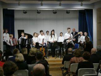 Muzycy podczas koncertu