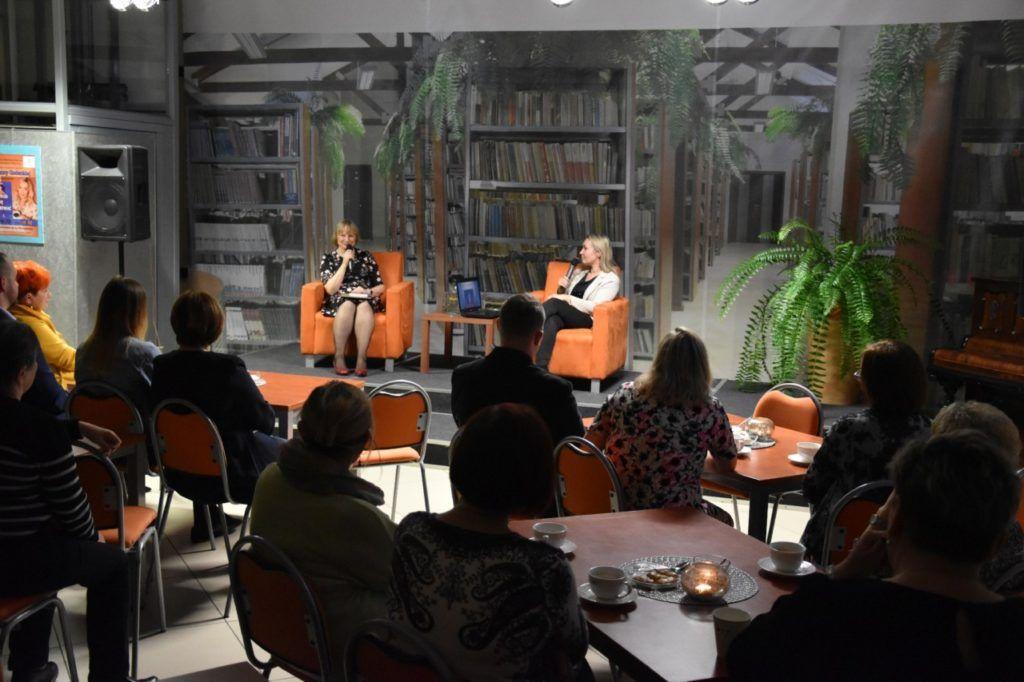 foto: Spotkanie z Joanną Godecką w MBP - 11 1024x682