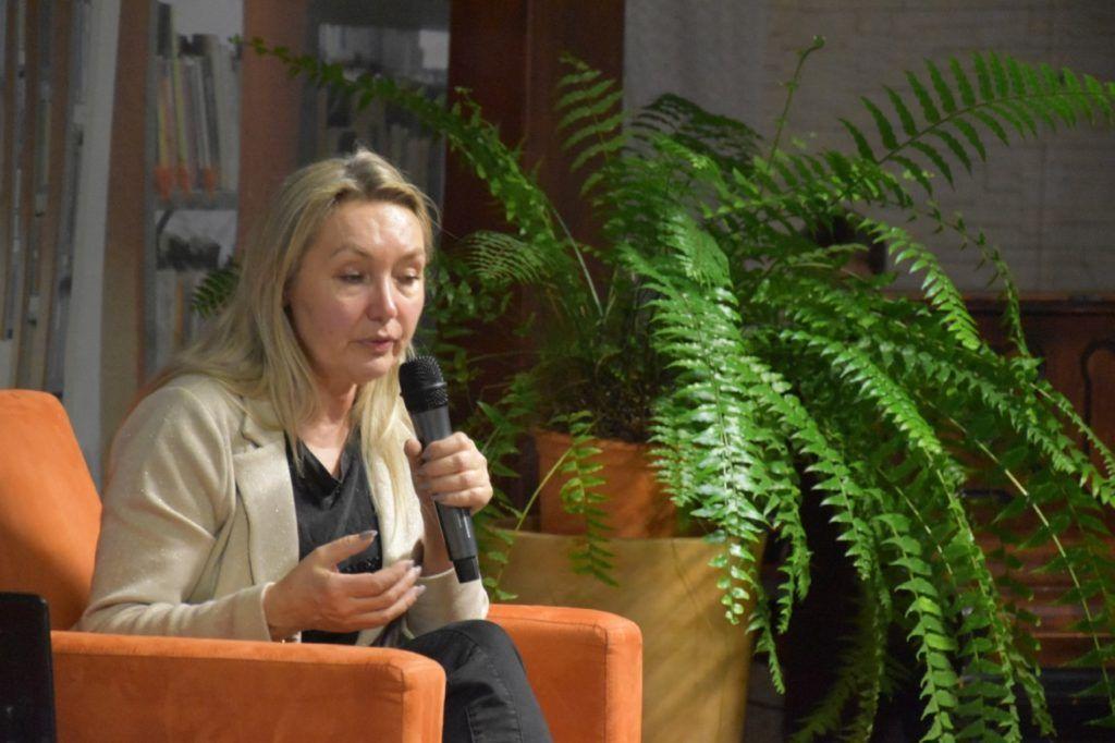 foto: Spotkanie z Joanną Godecką w MBP - 13 1024x682